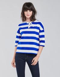 Clothing Women Tops / Blouses Petit Bateau MABELLA Multicolour