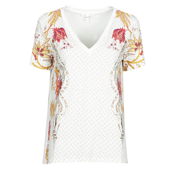 Clothing Women Short-sleeved t-shirts Desigual PRAGA White
