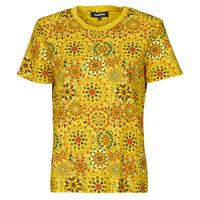 Clothing Women Short-sleeved t-shirts Desigual LYON Yellow