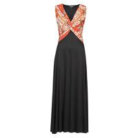 Clothing Women Long Dresses Desigual YAKARTA Black