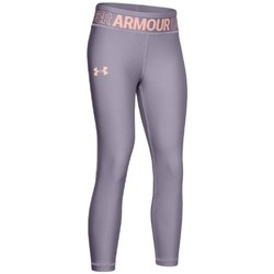 Clothing Girl Leggings Under Armour HG Ankle Crop K Grey