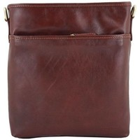 Bags Men Pouches / Clutches Barberini's 4316 Brown