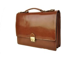 Bags Women Briefcases Barberini's 436 Brown