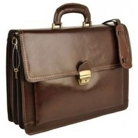 Bags Women Briefcases Barberini's 4411 Brown