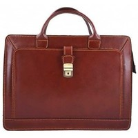 Bags Women Briefcases Barberini's 3856 Brown