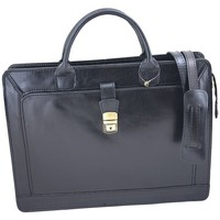 Bags Women Briefcases Barberini's 3851 Black