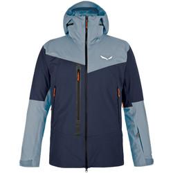 Clothing Men Track tops Salewa M Sella Responsive JKT 27878-3961 blue, navy