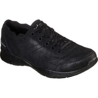 Shoes Women Low top trainers Skechers 158175-BBK-03 Seager Scholarly Black
