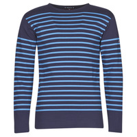 Clothing Men Long sleeved tee-shirts Armor Lux AMIRAL Blue