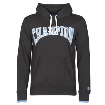 Clothing Men Sweaters Champion 215747 Black / Blue
