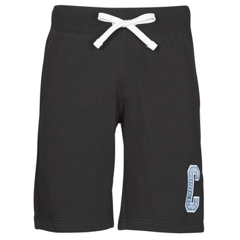 Clothing Men Shorts / Bermudas Champion BOOKSTORE Black