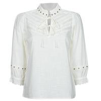 Clothing Women Tops / Blouses Cream NITTY BLOUSE Beige