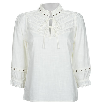 Clothing Women Tops / Blouses Cream NITTY BLOUSE Beige