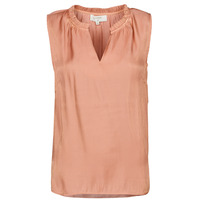 Clothing Women Tops / Blouses Cream CECILIE TOP Pink