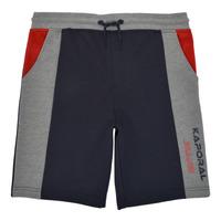 Clothing Boy Shorts / Bermudas Kaporal MAKI Marine