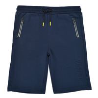 Clothing Boy Shorts / Bermudas Kaporal MATYS Marine