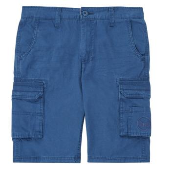 Clothing Boy Shorts / Bermudas Kaporal MEDEN Blue