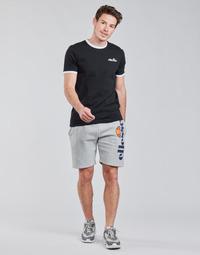 Clothing Men Shorts / Bermudas Ellesse BOSSINI Grey / Mottled