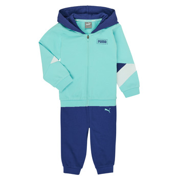 Clothing Boy Sets & Outfits Puma BB MINICATS REBEL Blue