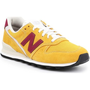 Shoes Women Low top trainers New Balance WL996SVD yellow