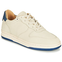 Shoes Low top trainers Clae MALONE Beige / Blue
