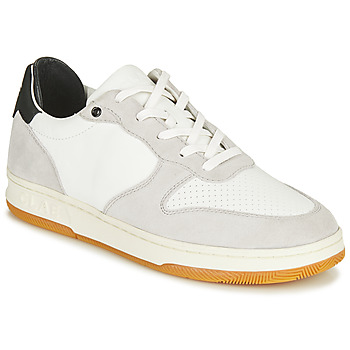 Shoes Low top trainers Clae MALONE White / Grey