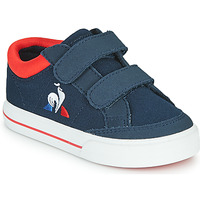 Shoes Children Low top trainers Le Coq Sportif VERDON SPORT INF Blue / Red