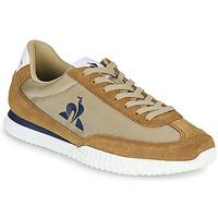Shoes Men Low top trainers Le Coq Sportif VELOCE Brown / Blue