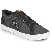 Shoes Men Low top trainers Le Coq Sportif VERDON CLASSIC Black / Grey