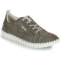 Shoes Women Low top trainers Mustang NINA Grey