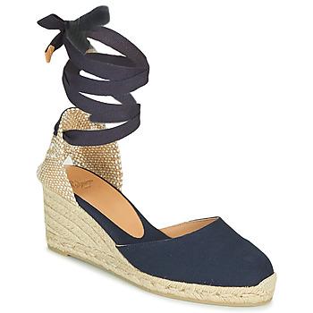 Shoes Women Sandals Castaner CARINA Blue