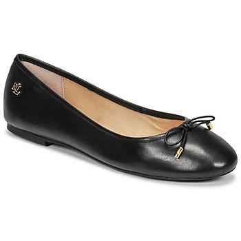 Shoes Women Flat shoes Lauren Ralph Lauren JAYNA Black