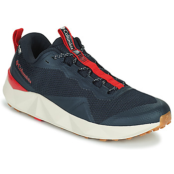 Shoes Men Walking shoes Columbia FACET 15 OD Black / Red
