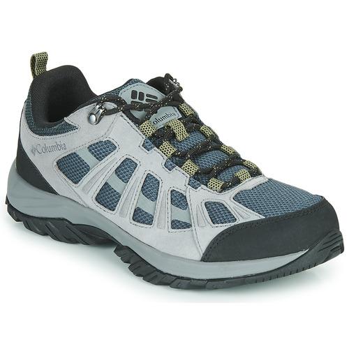 Shoes Men Walking shoes Columbia REDMOND III Grey