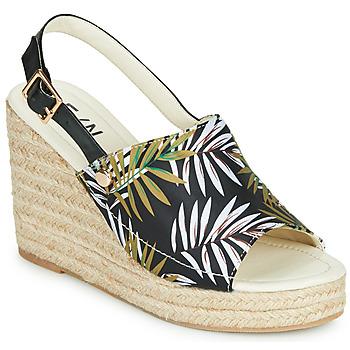 Shoes Women Sandals Elue par nous JOTTA Black