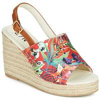 Shoes Women Sandals Elue par nous JOTTA Red