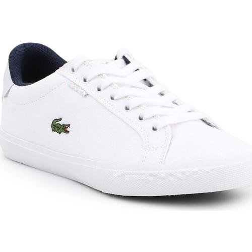 Shoes Women Low top trainers Lacoste Grad Vulc 7-29SPW1043X96 white