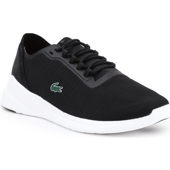 Shoes Men Low top trainers Lacoste LT FIT 118 7-35SPM0028237 black