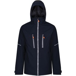 Clothing Men Coats Professional X-PRO MARAUDER III Waterproof Insulated Jacket Grey Black Blue Blue