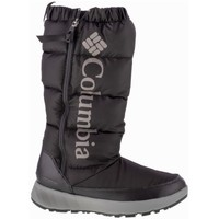 Shoes Women Snow boots Columbia Paninaro Omniheat Tall Black