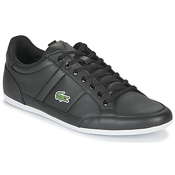 Shoes Men Low top trainers Lacoste CHAYMON BL21 1 CMA Black