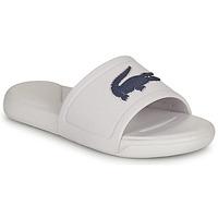Shoes Children Sliders Lacoste L.30 SLIDE 0921 1 CUC White / Blue