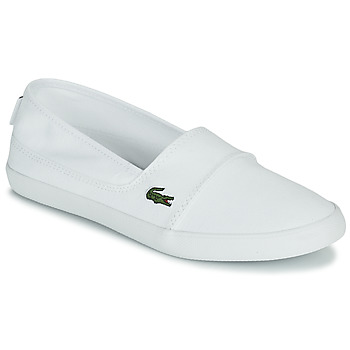 Shoes Women Slip-ons Lacoste MARICE BL 2 SPW White