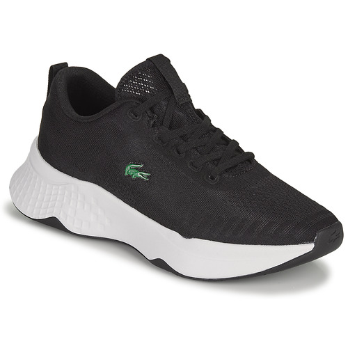 Shoes Women Low top trainers Lacoste COURT-DRIVE FLY 07211 SFA Black