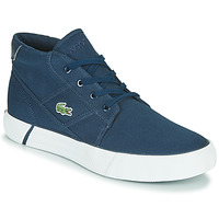 Shoes Men Low top trainers Lacoste GRIPSHOT CHUKKA 07211 CMA Marine