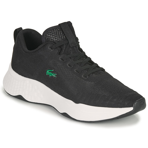 Shoes Men Low top trainers Lacoste COURT-DRIVE FLY 07211 SMA Black