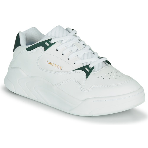 Shoes Women Low top trainers Lacoste COURT SLAM 0721 1 SFA White / Green