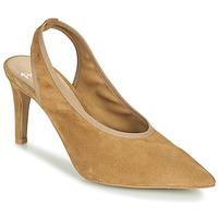 Shoes Women Sandals Perlato 11819-CAM-CAMEL Camel