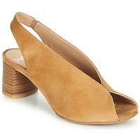 Shoes Women Sandals Perlato 11803-CAM-CAMEL Camel