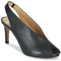 Shoes Women Sandals Perlato 11794-VENUS-NOIR Black